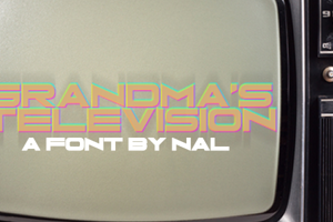 Grandma's Television