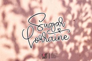 Sugar Lorraine