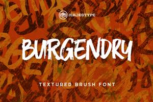 Burgendry