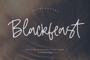 Blackfeast