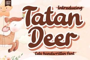 Tatan Deer