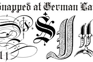 Kidnapped at German Lands