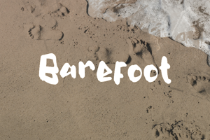 b Barefoot