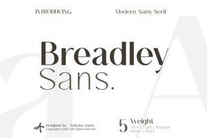 Breadley Sans
