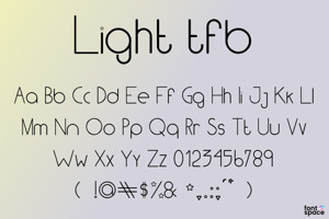 Light TFB