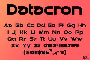 Datacron