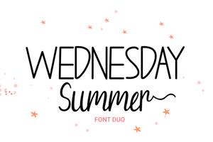 Wednesday Summer Script