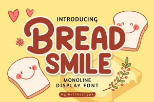 Bread Smile