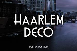 Haarlem Deco Demo
