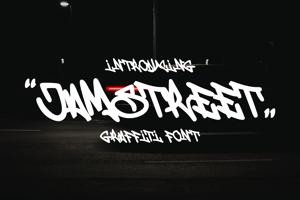 Jamstreet Graffiti