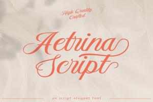 Aetrina Script