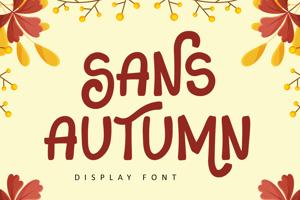 Sans Autumn