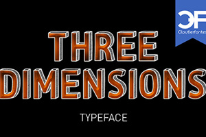 CF Three Dimensions