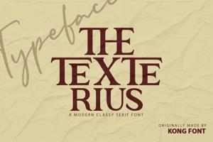 The Texterius