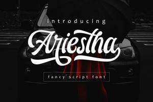 Ariestha Script
