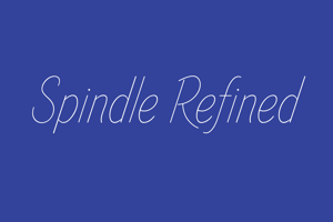 Spindle Refined
