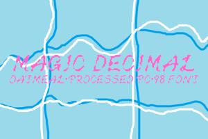 Magic Decimal
