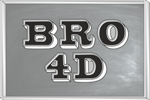 Bro 4D Demo