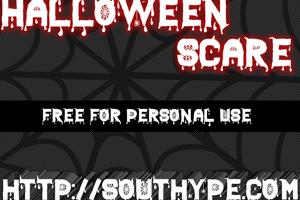 Halloween Scare St