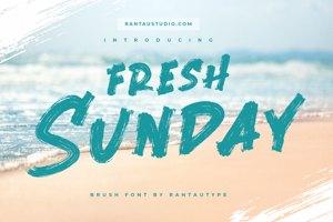 Fresh Sunday