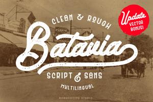 Batavia Sans Clean