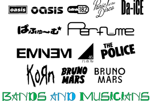 Bands and Musicians CHMC