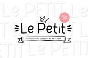 Le Petit