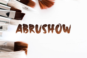 a Abrushow