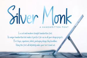 Silver Monk