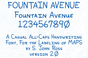 Fountain Avenue