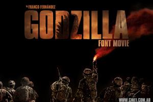 Godzilla MovieFont