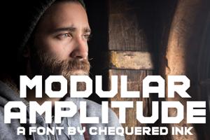 Modular Amplitude