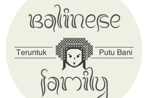 Balinese Family