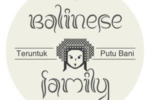 Balinese Family