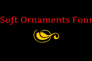 Soft Ornaments Four