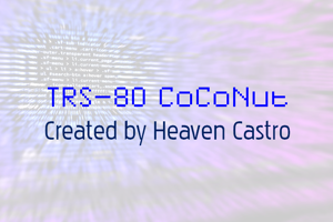 TRS-80 CoCoNut