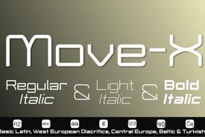 Move-X