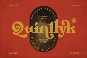 Quinlliyk Regular