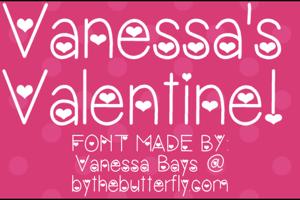 Vanessa's Valentine