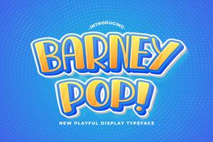 BARNEY POP