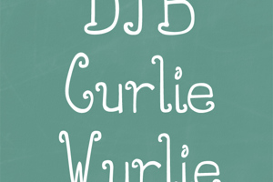 DJB CURLIE WURLIE