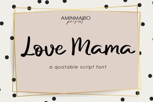 Love Mama