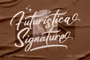 Futuristica Signature