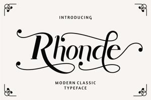 Rhonde Free
