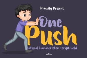 One Push