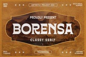 Borensa