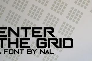 Enter The Grid