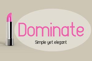 EP Dominate