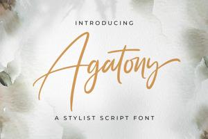Agatony