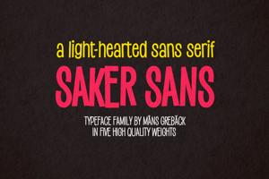 Saker Sans